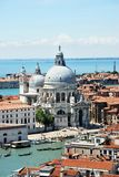 Basilique Santa Maria della Salute in Venice Stock Photo