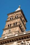 Basilique Santa Maria Maggiore (commandant de rue Mary) Photo stock