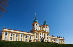 Basilique Svatý moins important Kopecek Images stock