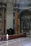 Basilique Vatican Images stock