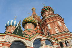 Basilius Cathedral stock photos