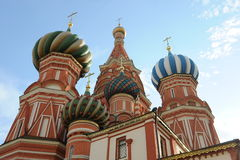 Basilius Cathedral stock photography