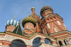 Basilius katedra Zdjęcia Stock