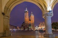 Basillica av St Mary Royaltyfri Foto