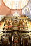 basilu katedralny Moscow święty Fotografia Stock