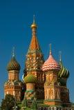 basilu katedralny Moscow s święty Obraz Stock