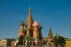 basilu katedralny Moscow s święty Obrazy Stock