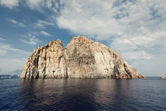 Basiluzzo, Aeolian Islands Royalty Free Stock Image