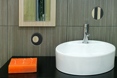 Basin design Stock Photography