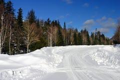 The basin, New Hampshire Royalty Free Stock Photo