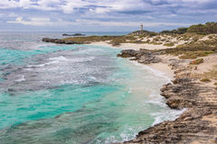 The Basin at Rottnest Island Royalty Free Stock Photo
