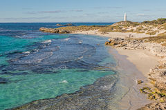 The Basin at Rottnest Island Stock Photo