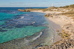 The Basin at Rottnest Island Royalty Free Stock Photos
