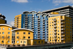 Basingstoke apartments Stock Photos