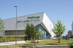 Waitrose Supermarket, Basingstoke, Hampshire