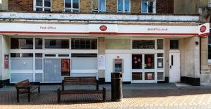 Basingstokepostkantoor stock foto's