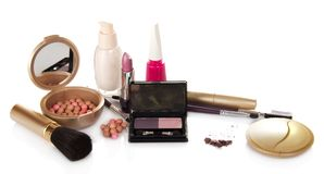 Basis for a make-up Royalty Free Stock Image
