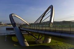 Basisrecheneinheits-Bogen-Brücke Lizenzfreie Stockfotografie