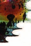 Basisrecheneinheitsflügel stockfotos
