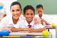 Basisschool Stock Afbeelding