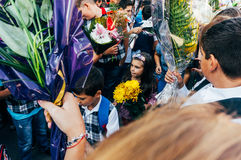 Basisschoolstudenten Royalty-vrije Stock Fotografie