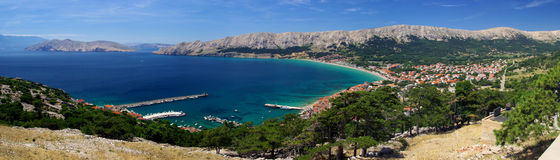 Baska Royalty Free Stock Photo