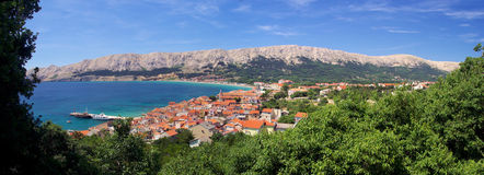Baska Stock Image