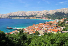 Baska Stock Photo