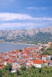 Baska,Krk Island,Croatia royalty free stock images