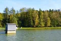 Baska lake Stock Photos