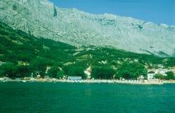 Baska Voda,Makarska Rivijera,Dalmatia,Croatia Royalty Free Stock Image