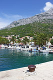 Baska Voda Marina Royalty Free Stock Photos