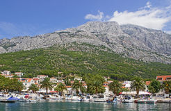 Baska Voda Royalty Free Stock Photos