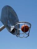 Baskeball de la calle fotos de archivo