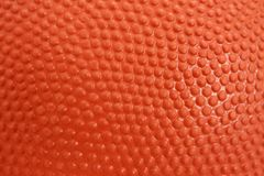 Baskeball texture Royalty Free Stock Photography