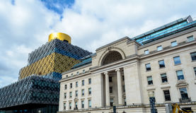 Baskerville House and Library of Birmingham
