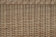 Basket. Detail of a weaved basket Stock Photos
