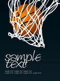 Basket 2. Basketball Basket 2 Vector Drawing Vector Illustration