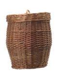 Basket. Baske isolated on white background Royalty Free Stock Image