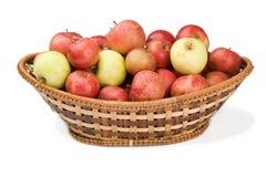 Basket of apple Royalty Free Stock Image