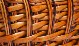 Basket as background Royalty Free Stock Photo