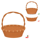 Basket Assembly Royalty Free Stock Photography