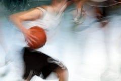 Basket-ball Image libre de droits