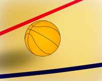 Basket-ball Royalty Free Stock Image