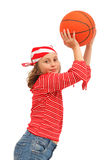 Basket ball Royalty Free Stock Photo