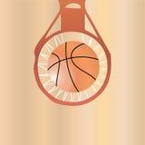 Basket-ball Photographie stock libre de droits