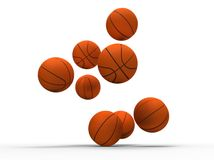 Basket-ball Photos stock
