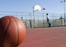 Basket Ball royalty free stock photography