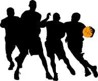 Basket-ball Photos libres de droits