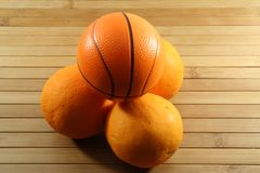 Basket-ball Image stock